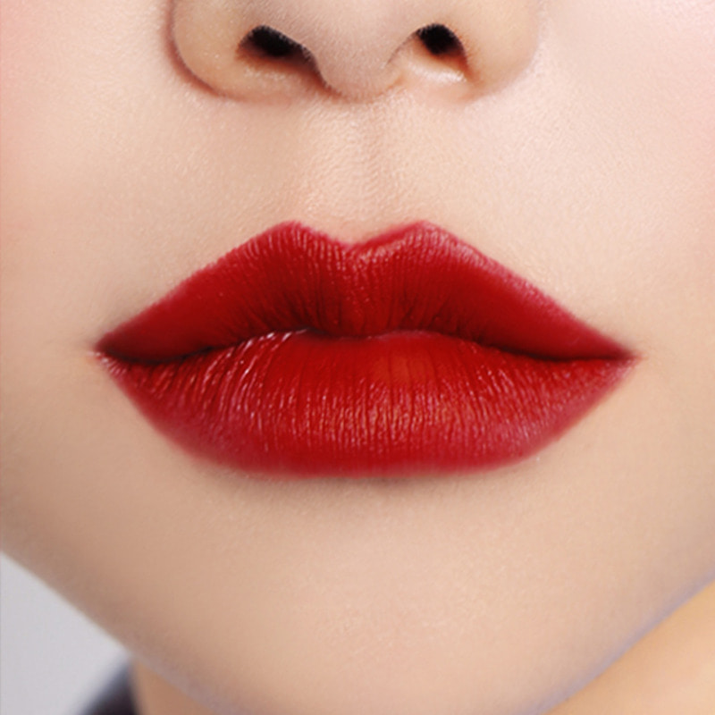 3CE RED RECIPE MATTE LIP COLOR #215 루비튜스데이